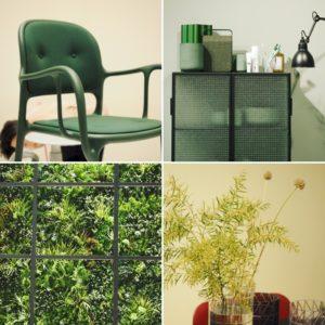 Краска Tikkurila: Увлекательный зелёный
